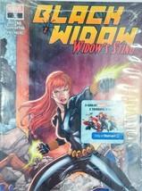 Black Widow Widow's Sting #1 Marvel Comics 2020 Rare Ron Lim Walmart Exclusiv NM - $12.86