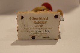 Cherished Teddies - Woody - You Hold Everything In Place - #476544 - NB - $3.95