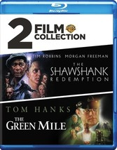Shawshank Redemption/Green Mile (Blu-Ray/Dbfe)