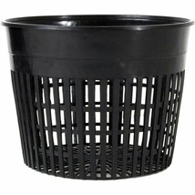 Hydrofarm Net Cups Mesh Pots Baskets And Net Pot 6 Inch Bag Of 50 For Pl... - $64.33