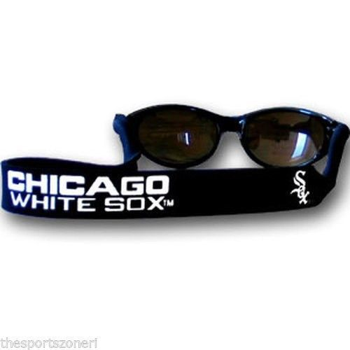 CHICAGO WHITE SOX MLB BASEBALL CROAKIES SUNGLASSES EYEGLASS STRAP