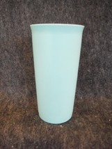 Tupperware 116 Sheer Light Blue 10 Ounce Tumbler - $2.69