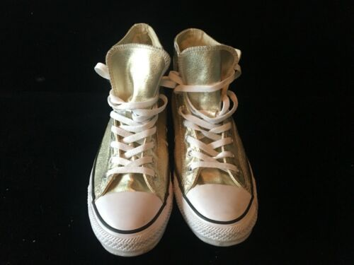 Converse All Star Chuck Taylor Gold 8.5 M 10.5 W