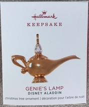 Hallmark 2018 Aladdin Genie's Lamp Disney Miniature Ornament - MIB - $8.95