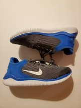 Nike Free Rn 2018 Big Kids Running Shoes Sz 6Y AH3451 005 - $54.45