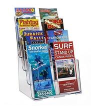 Source One Acrylic Brochure Organizer - $29.99