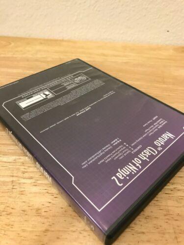 NARUTO CLASH OF NINJA 2 GAMECUBE GAME-IN MATCHING CASE image 5
