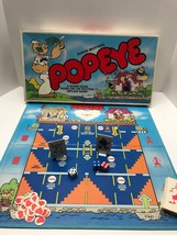 1983 Parker Brothers Popeye Board Game Very Good Condition Almost Complete - $19.31