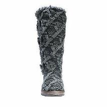 Muk Luks Women's Felicity Boot Size 7 Black - $44.99