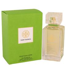 Tory Burch Jolie Fleur Verte by Tory Burch Eau De Parfum Spray 3.4 oz - $70.23