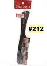 "ANNIE BUSH COMB 8"" x 1.75"" #212  THE RANDOM COLOR WILL BE SENT - $0.99"