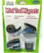 Locker Revolution Mini Tool Magnets NEW! - $7.83