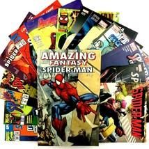Spider-Man 15 Comic Lot Amazing Fantasy Deadpool Punisher Daredevil 2099 - $29.65