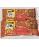 *2 Pack* Nestle Toll House Pumpkin Spice Flavored Filled Baking Truffles... - $14.50