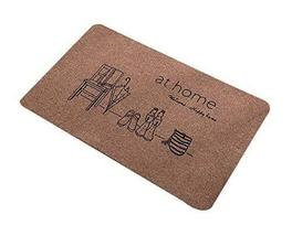 Simple Home Door Mat Living Room Bathroom Kitchen Non-slip Mat Rainy Sty... - $25.74
