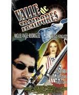 Valle De Traidores DVD Rare Spanish Action Miguel Angel Rodriguez RARE OOP - $28.88
