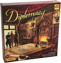 Avalon Hill Diplomacy - $29.99