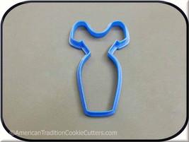 "4"" Dress 3D Printed Cookie Cutter - $3.00"