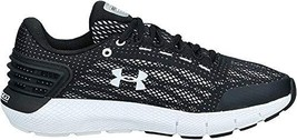 Under Armour Women's Charged Rogue Running Shoe (12|Black (002)/White) - $65.59