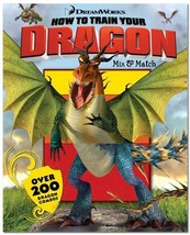 How to Train Your Dragon Mix & Match Roe, David and Dreamworks - $9.89