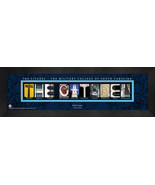 Personalized The Citadel Campus Letter Art Framed Print - $39.95