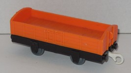 Thomas The Train TRACKMASTER Orange Cargo Car For Motorized Trains #2 - $5.00