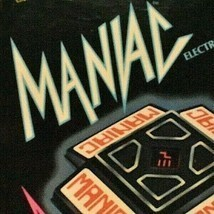1979 Maniac Electronic Game Ideal  - £30.01 GBP