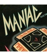 1979 Maniac Electronic Game Ideal  - £29.45 GBP
