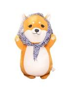 Cartoon Japanese Anime Tanggrain Turban Shiba Inu stuffed animal plush toy pillo - $22.10
