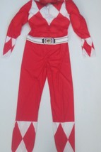 Power Rangers Red Ranger Child Costume No Mask - Size L (10-12) - NWT - $14.99