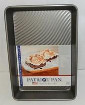 Patriot Pan 1110RCTAR Rectangular Non Stick Bakeware Nine By Thirteen image 1
