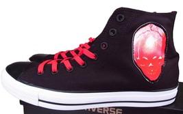 Converse Black Sabbath Bloody Sabbath Alien Chuck Taylor Sneakers 143251... - $79.41 CAD