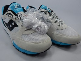 Saucony Shadow 6000 Original Men's Shoes S70007-75 White/Black Size 9 M EU 42.5