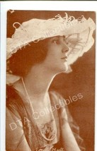 LOUISE HUFF-SILENT FILM STAR-1920s ARCADE CARD G - $16.30