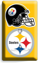 PITTSBURGH STEELERS SUPERBOWL FOOTBALL TEAM PHONE TELEPHONE COVER WALL P... - $12.99