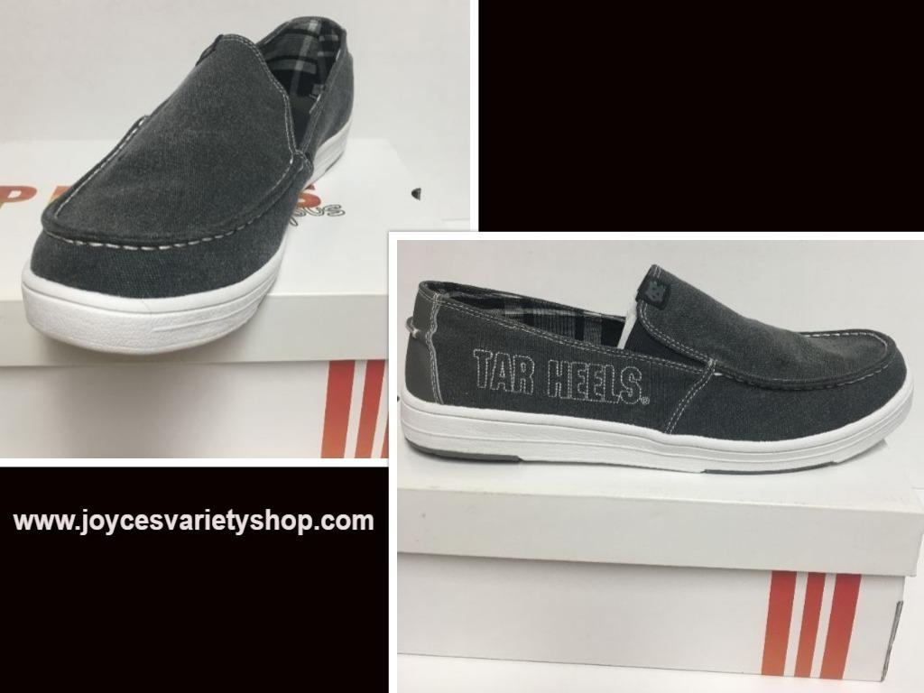 North carolina tar heels shoes web collage