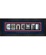Concord, MA. Officially Licensed Framed Letter Art - $39.95