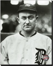 Ty Cobb Detroit Tigers Vintage -16x20 Photo on Stretched Canvas - $94.95