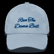 Run The Damn Ball Hat // Run The Damn Ball / Dad Hat image 6