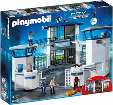 Playmobil Police Headquarters with Prison - $104.42