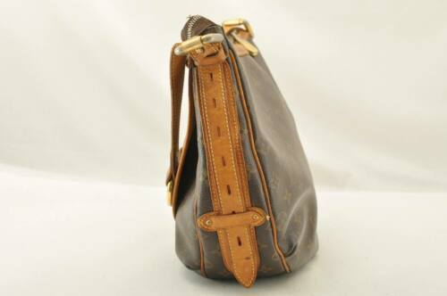 LOUIS VUITTON Monogram Tolum GM Shoulder Bag M40075 LV Auth mk014 image 4