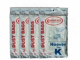 12 Hoover K Spirit Bags Encore Supremacy Older Runabout s4010028K 401010... - $11.93