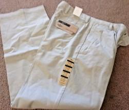 mens dockers d4 relaxed true chino khaki new cotton 30  x 32 Dress Pants  - $8.06