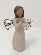 "Susan Lordi Willow Tree Sign Language For Love Demdaco Figurine 5.25"" - $11.53"