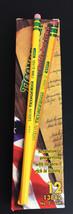 Dixon Ticonderoga 1388-#2 Soft Pencils  One pack of 12 - $10.84