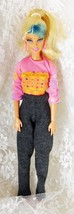 "Mattel 2009 Barbie #2491HF2 - 11 1/2"" doll - Articulated Elbows, Wrists,... - $8.59"
