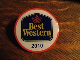 Best Western Motel Lapel Pin - Vintage 2010 Best Western Hotel Logo Jack... - $19.79