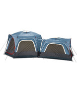 Coleman 3-Person & 6-Person Connectable Tent Bundle w/Fast Pitch Setup -... - $417.15