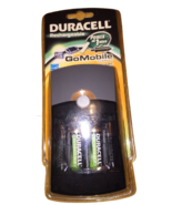 Duracell Go Mobile Charger for Batteries & Car Adapter - $15.15