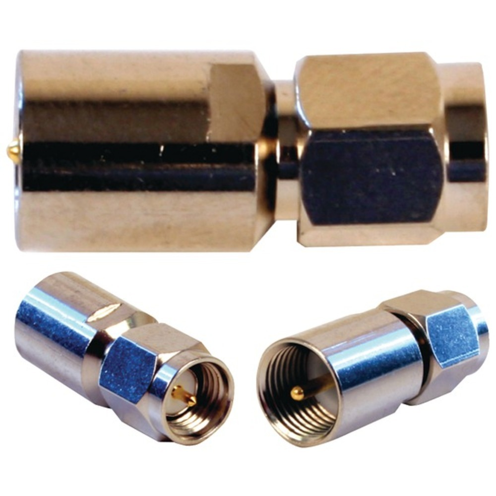 Primary image for Wilson Electronics 971119 FME-Male to SMA-Male Connector